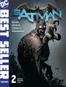 Batman Di Scott Snyder & Greg Capullo 2