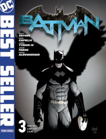 Batman Di Scott Snyder & Greg Capullo 3