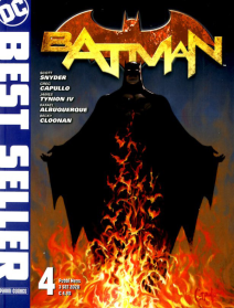 Batman Di Scott Snyder & Greg Capullo 4