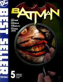 Batman Di Scott Snyder & Greg Capullo 5