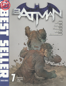Batman Di Scott Snyder & Greg Capullo 7
