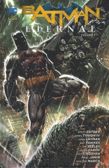 Batman Eternal New 52 Limited 1