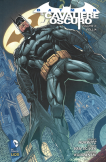 Batman Il Cavaliere Oscuro New 52 Library 3
