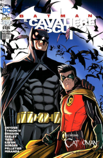 Batman Il Cavaliere Oscuro Variant Special 50