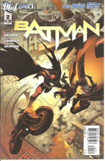 Batman New52 2
