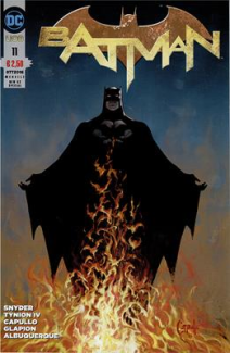 Batman New 52 Special 11