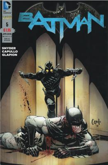 Batman New 52 Special 5