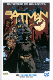 Batman Rebirth Ultralimited 1