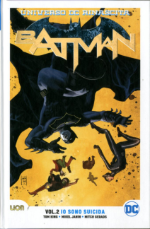 Batman Rebirth Ultralimited 2