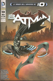 Batman Variant 13