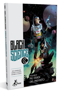 Black Science 8