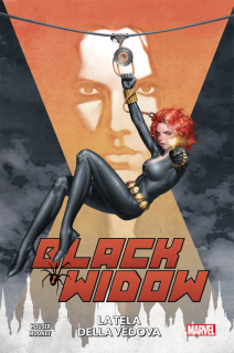 Black Widow La Tela della Vedova Nera Marvel Collection
