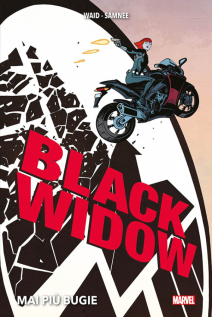 Black Widow Mai Più Bugie
