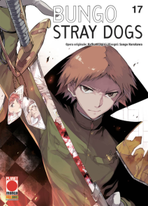 Bungo Stray Dogs 17