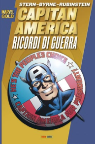Capitan America - Marvel Gold