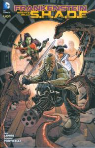 Frankenstein Agente Dello S.h.a.d.e. 1