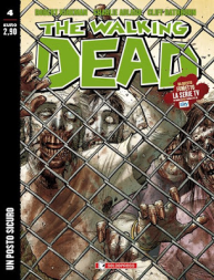 The Walking Dead Edicola 4