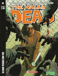 The Walking Dead Edicola 8