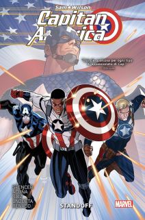 Sam Wilson Captain America Marvel Collection 2