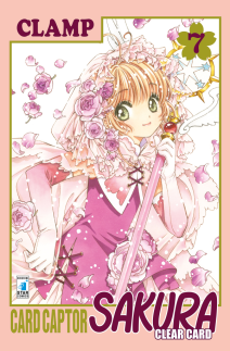 Card Captor Sakura Clear Card 7