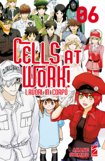 Cells At Work! Lavori In Corpo 6