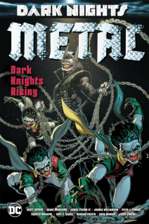 Dark Nights Metal The Nightmare Batmen Hc