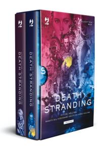 Death Stranding Il Romanzo Box Vol.1-2