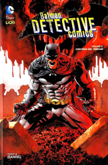 Detective Comics New 52 Library 2