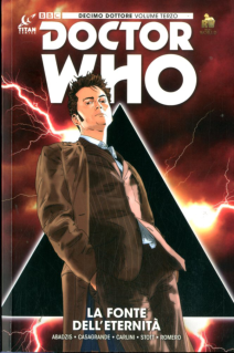 Doctor Who Decimo Dottore Volume 3