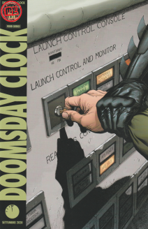 Doomsday Clock 11