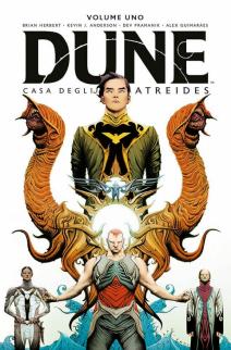 Dune Casa Degli Atreides 1