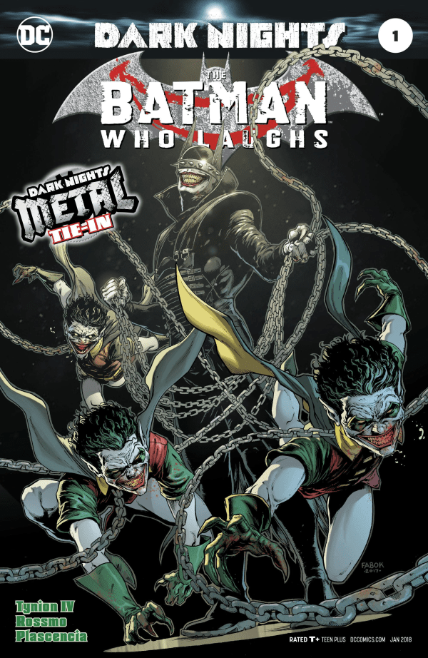 Dark Nights Metal 1