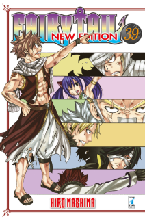 Fairy Tail New Edition 39