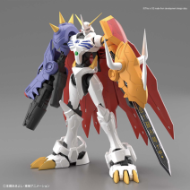 Figure Rise Digimon Omegamon Amplified