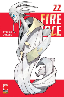 Fire Force 22