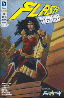 Flash / Wonder Woman 32