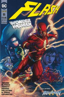 Flash / Wonder Woman 35