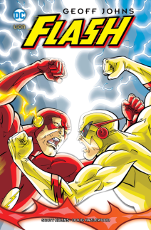 Flash Di Geoff Johns 3