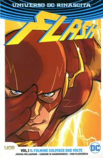 Flash Rebirth Collection 1