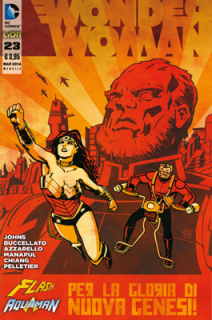 Wonder Woman / Flash 23