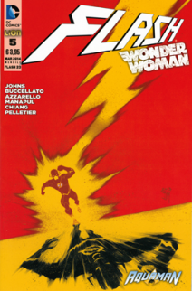 Flash / Wonder Woman 5