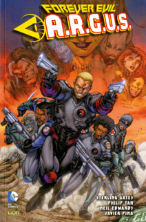 Forever Evil A.r.g.u.s.