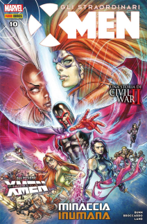 Gli Incredibili X-men 320