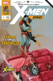Gli Incredibili X-men 343