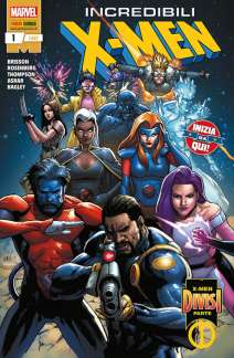 Gli Incredibili X-men 347