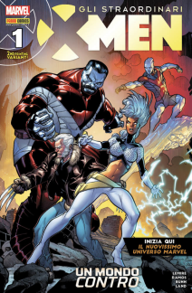 Gli Incredibili X-men Ristampa 311