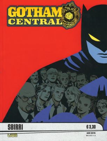 Gotham Central 8