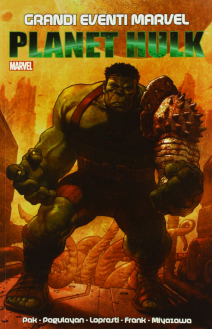 Grandi Eventi Marvel - Planet Hulk