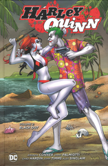Harley Quinn New 52 Limited 2