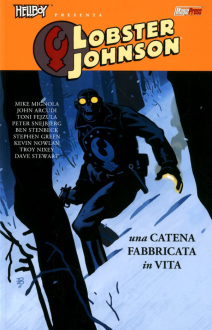 Hellboy Presenta Lobster Johnson 6